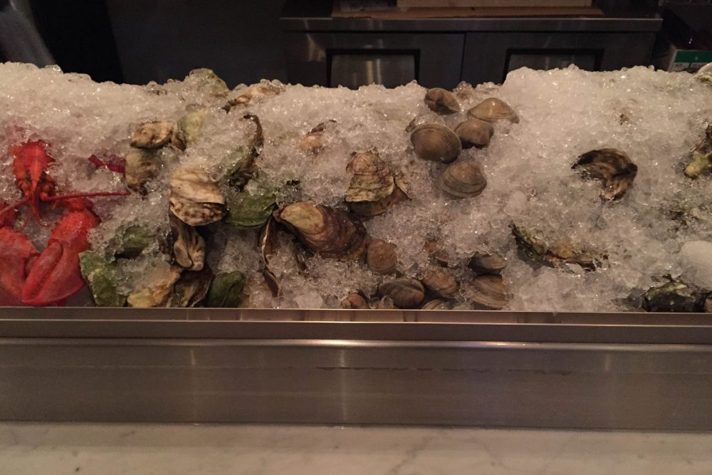 The Kitchen Seafood Bar