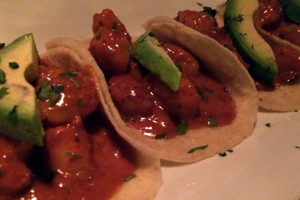 Mercadito Fish Shrimp Tacos