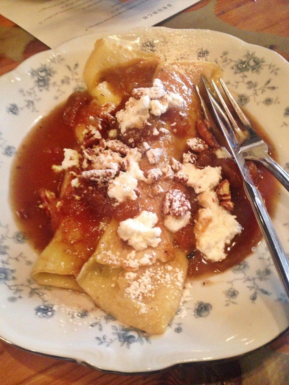 BoHo Bavarian Pancakes