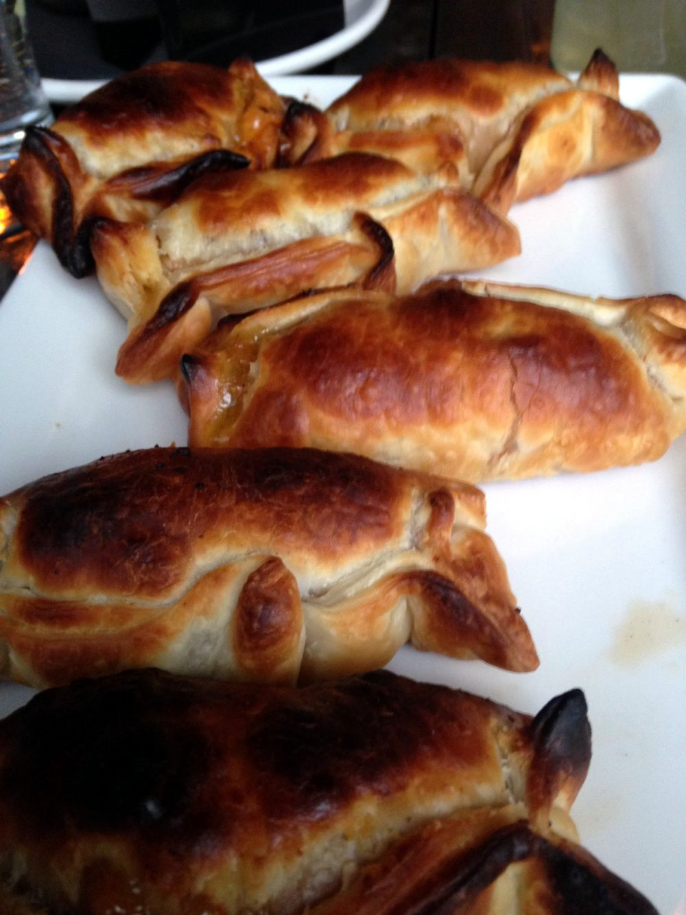 La Sirena Clandestina Breakfast Empanadas