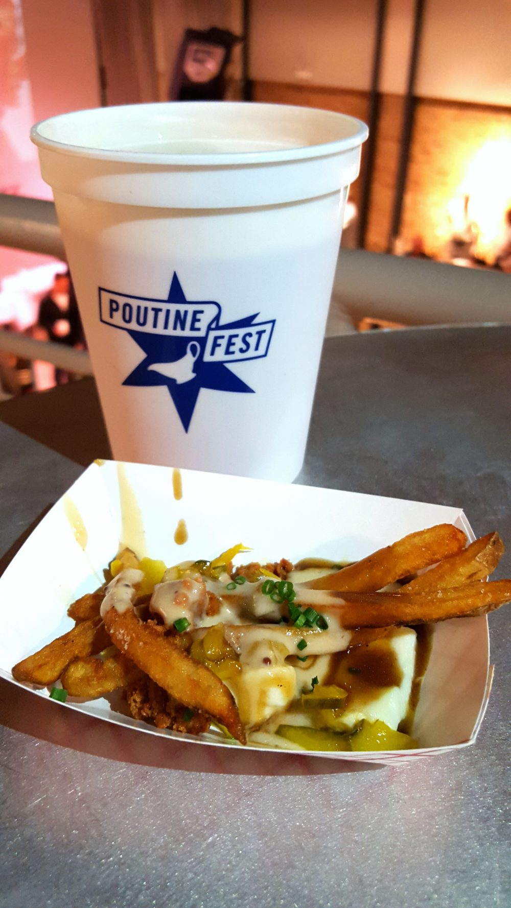 Farm Bar poutine