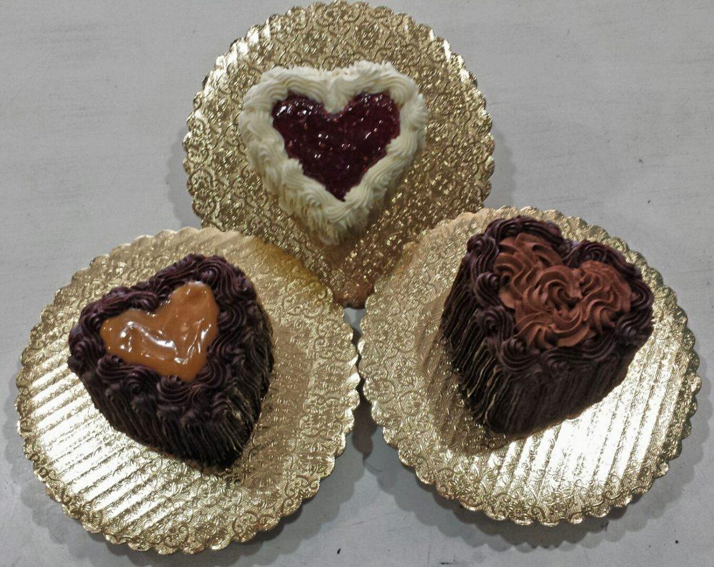 Heart Cakes - Sensational Bites