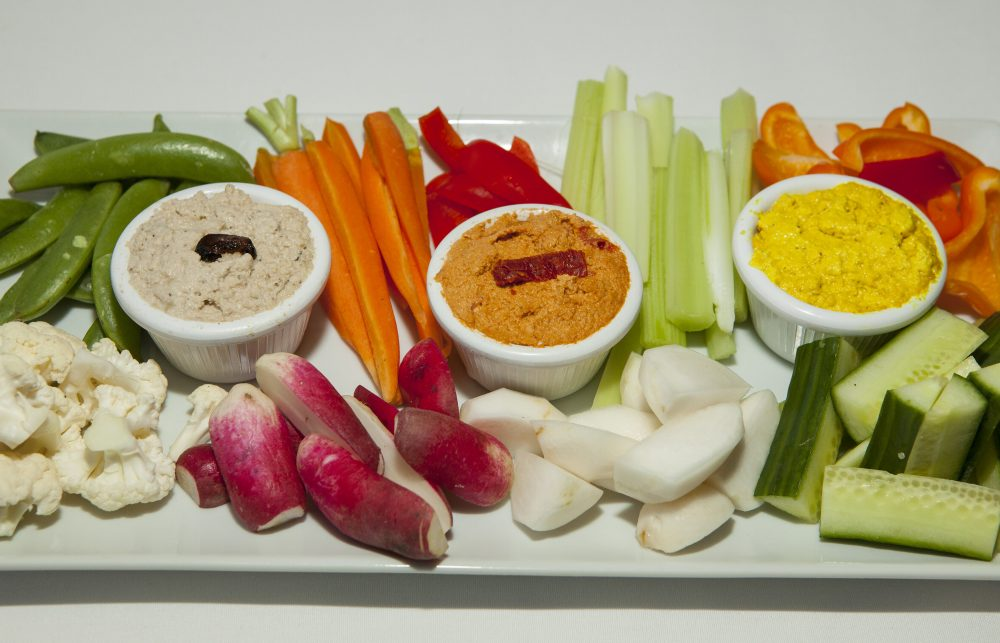 Freds at Barneys Raw Vegan Cashew Cheese Dip
