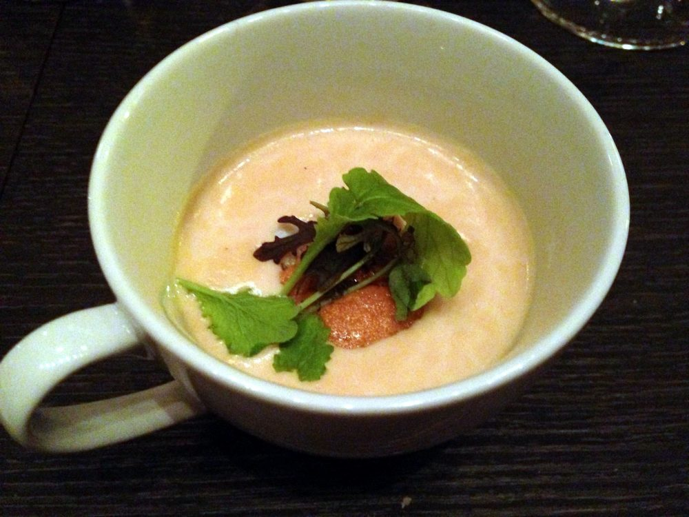 Knife & Tine She-Crab Soup