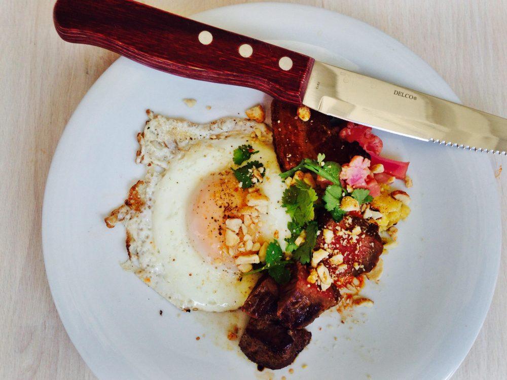 Bar Takito Steak, Eggs & Arepas