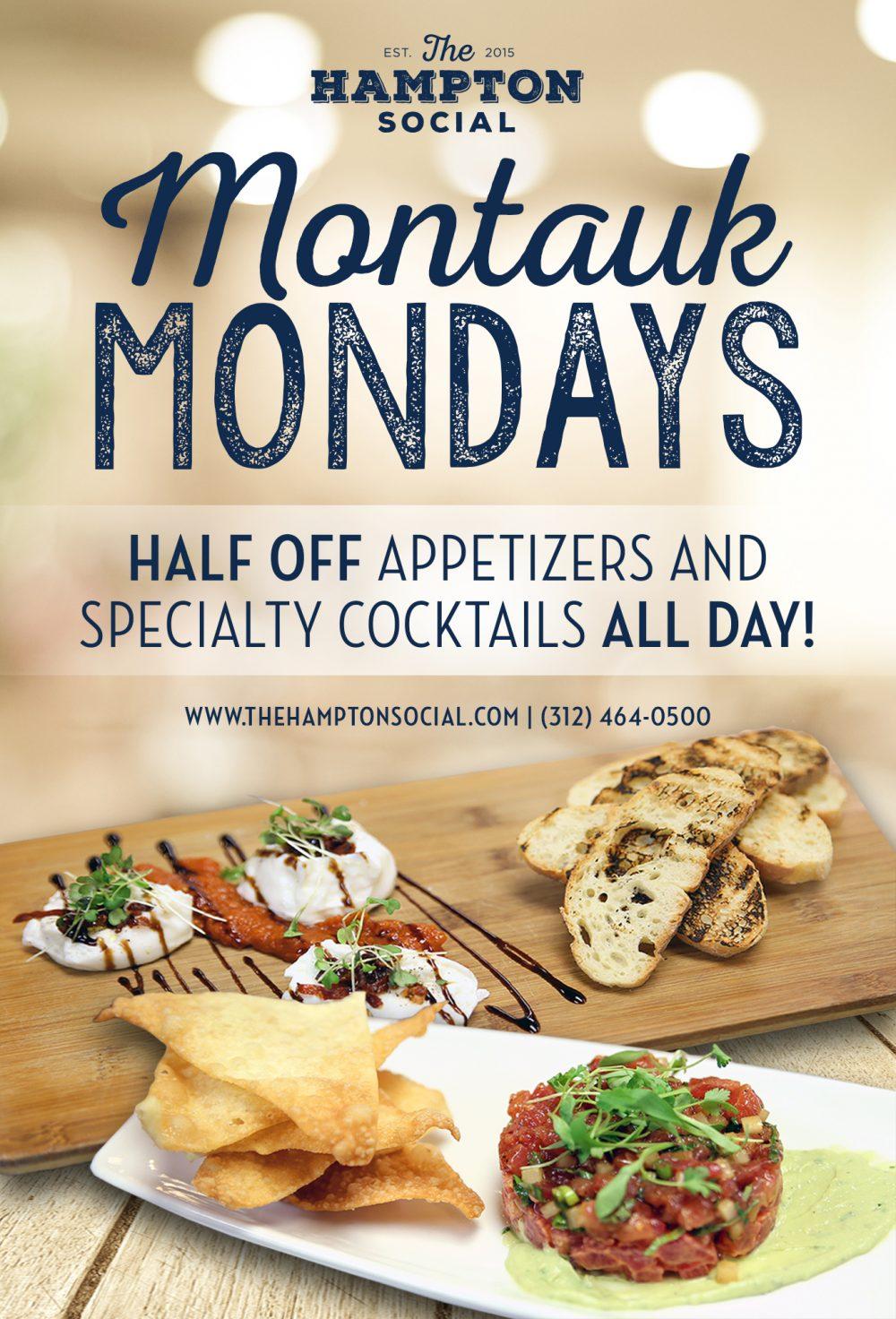 Montauk Mondays at The Hampton Social