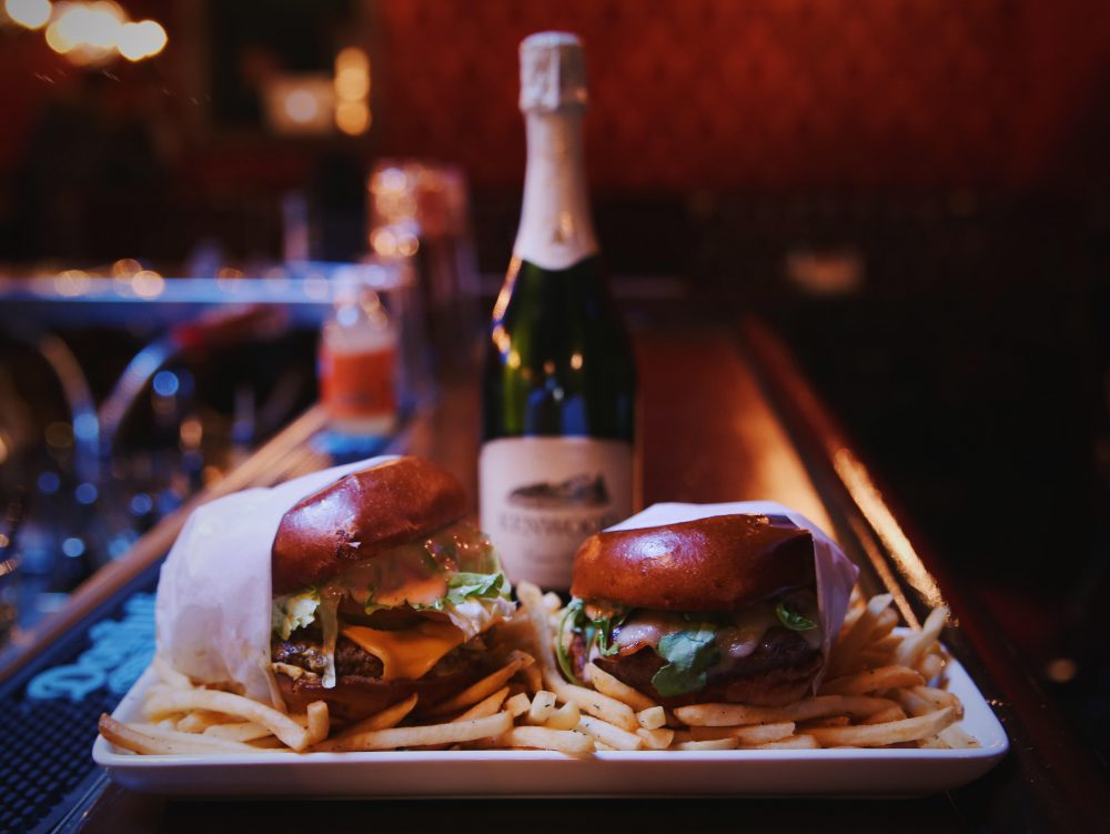 Burgers and Bubbles with Bae
