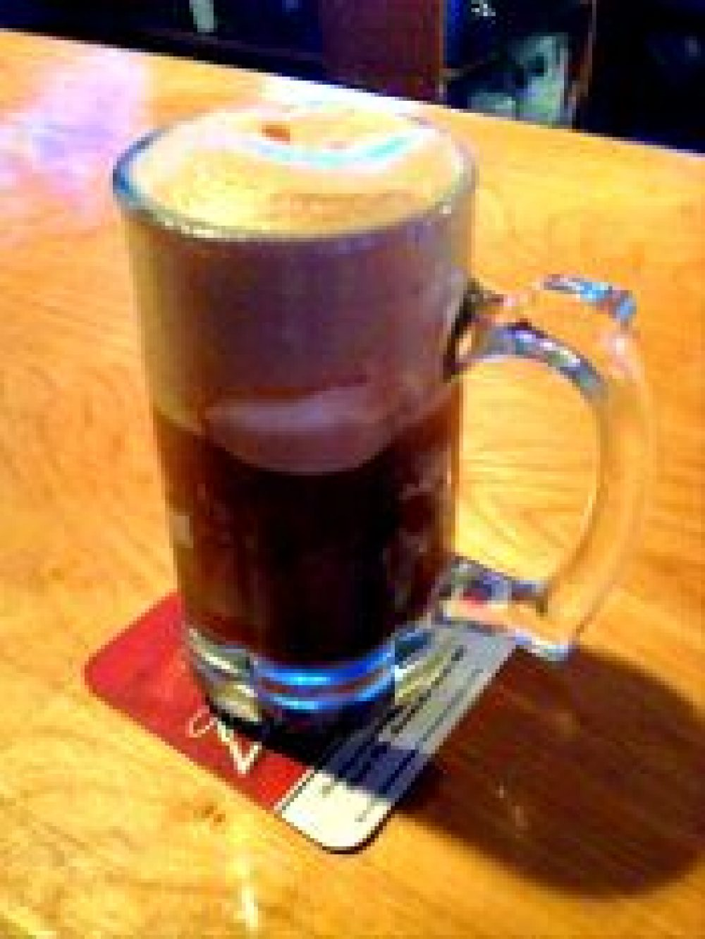 Not Your Father's Root Beer Float at Newport Bar and Grill