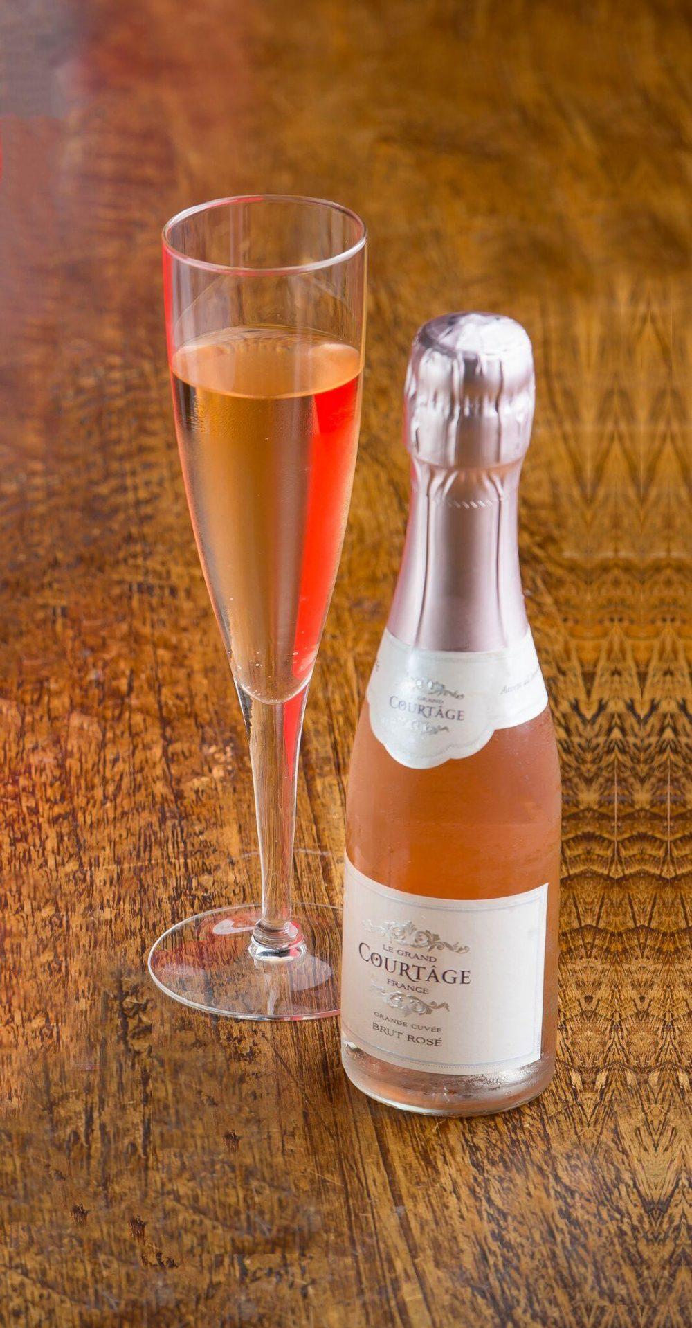 Champagne Split