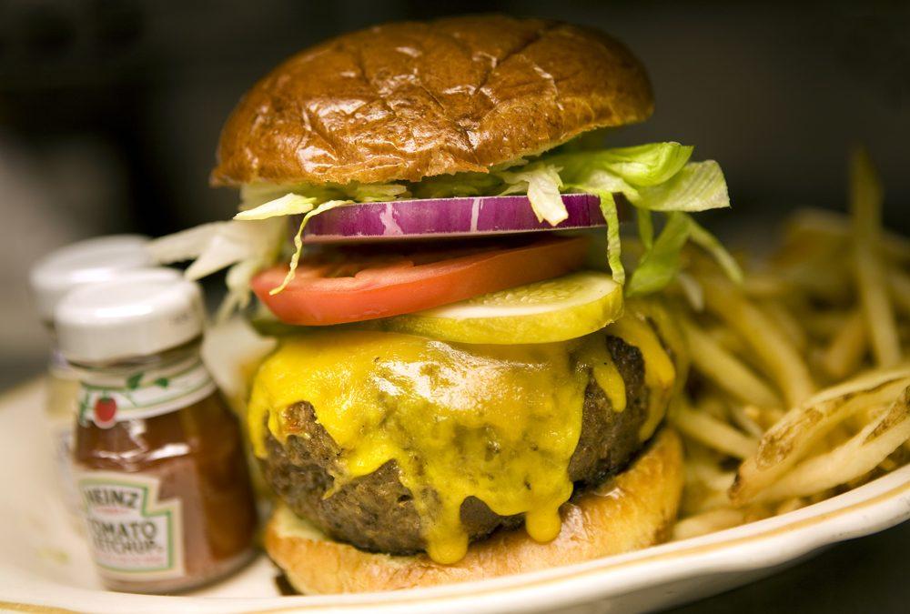 Cheeseburger 2202