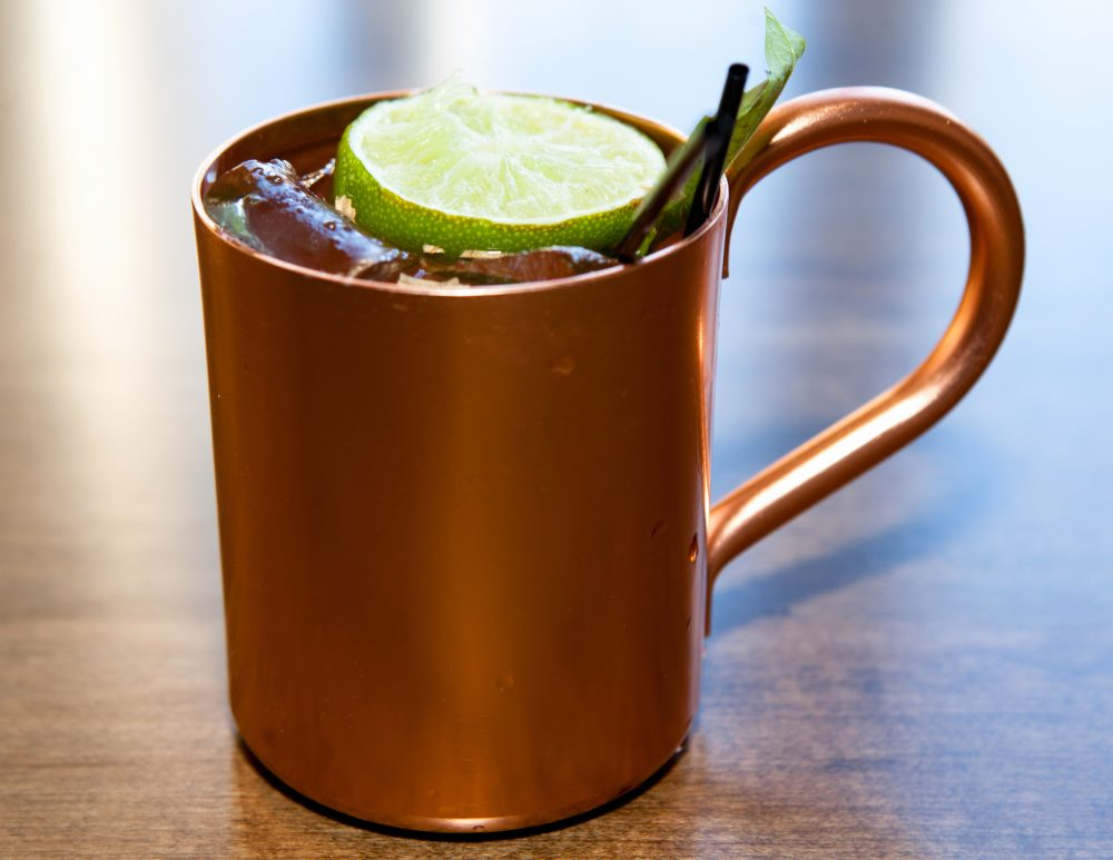 Commonwealth Moscow Mule