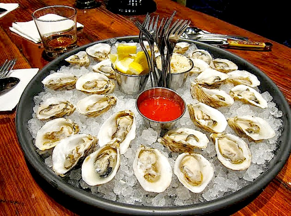 Frontier Oysters