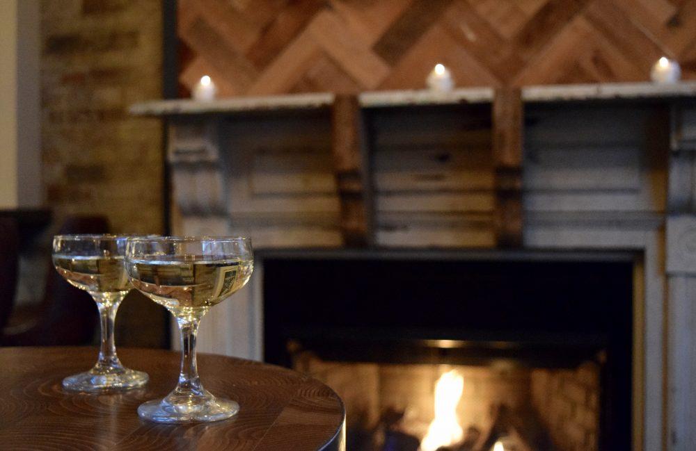 champagne, remedy bar