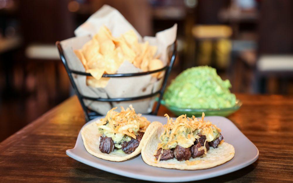 Seasonal Carne Tacos