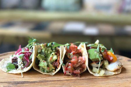 Taco Flights, Frozen Margs & More for Cinco de Mayo at Rhyme or Reason