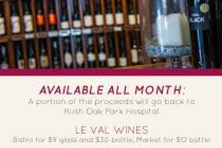 Marion Street Market Partners with Rush Oak Park Hospital For Fundraising Efforts During Breast Cancer Awareness Month