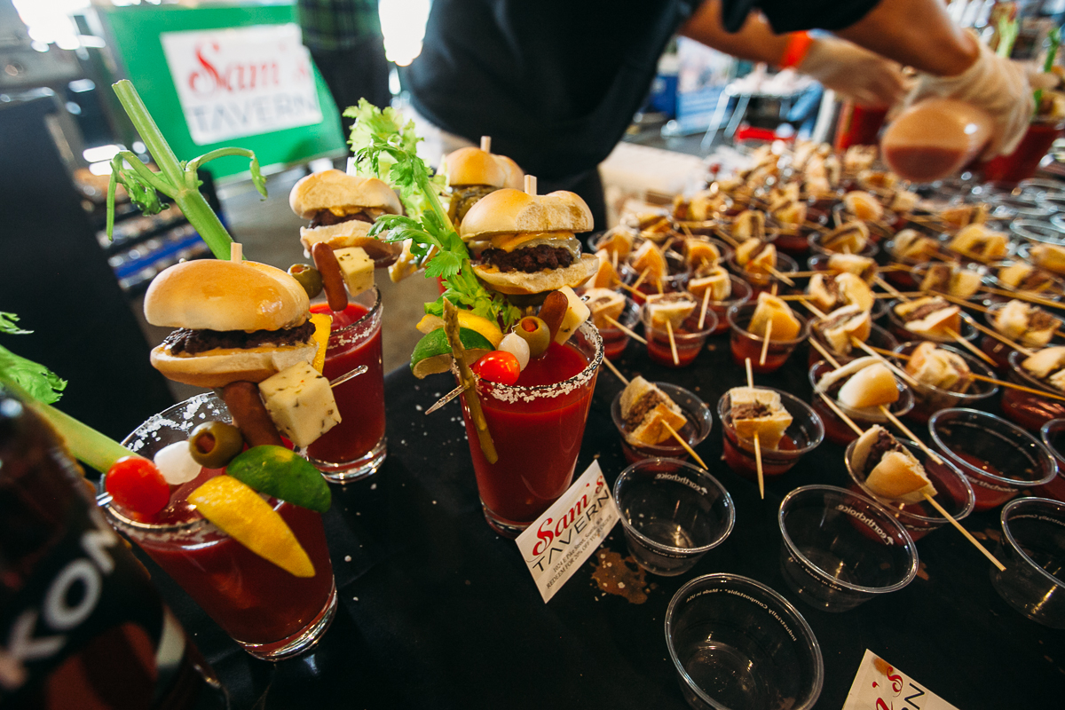 The Chicago Bacon And Beer Classic Touches Down At Soldier