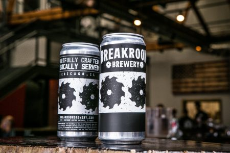 Father's Day Crowlers from BreakRoom Brewery