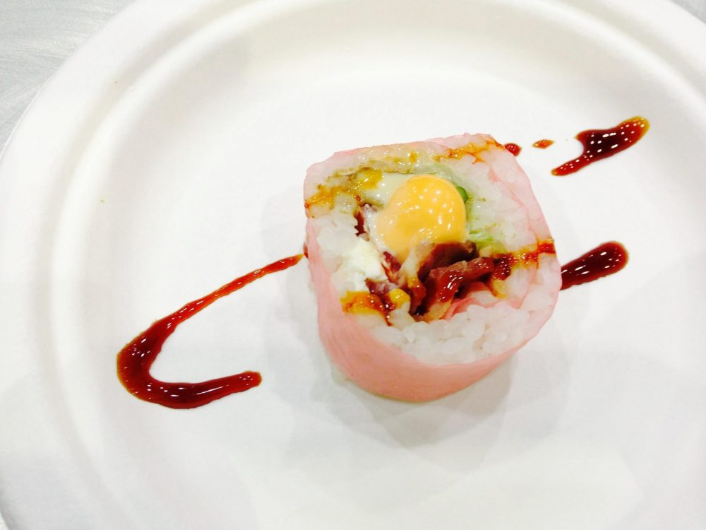 Jellyfish BLT Roll