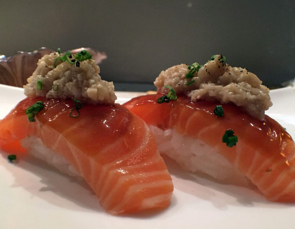 Macku 0002 Salmon-Sashimi
