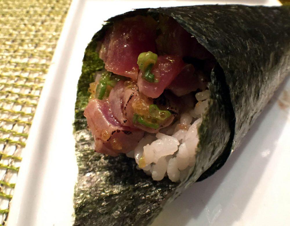 Macku 0005 Tuna-Hand-Roll