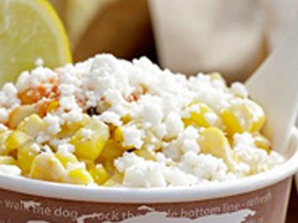 Velvet Taco Rotisserie Corn