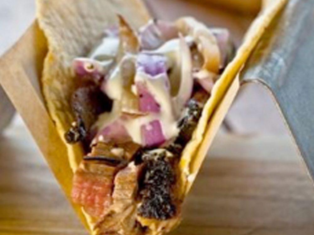 Velvet Taco Grilled Steak Taco