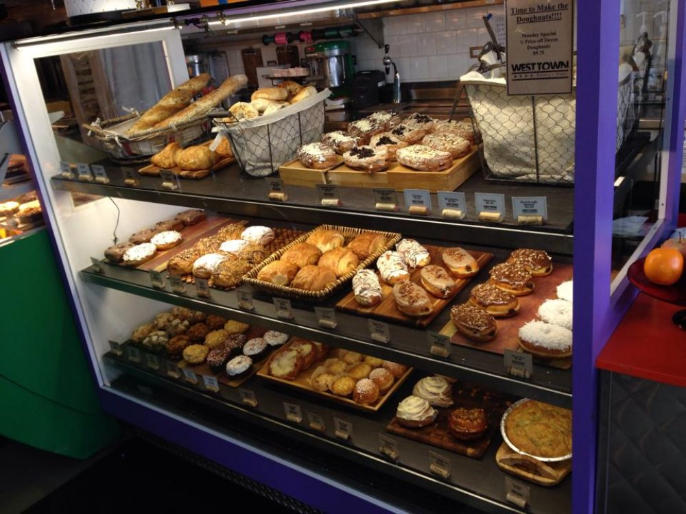 Pastries - West Town Bakery
