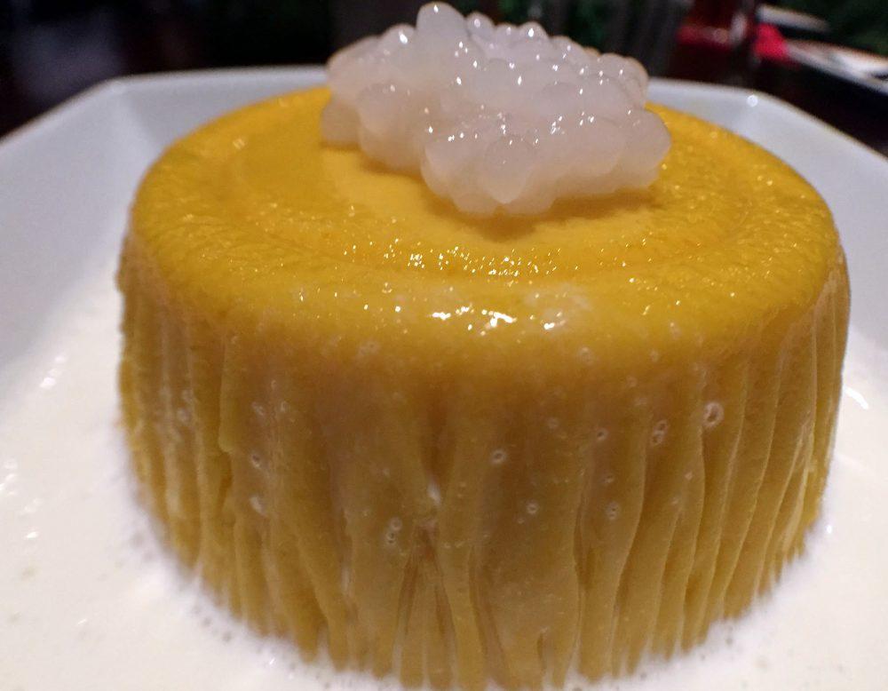 Yum Cha Mango Pudding