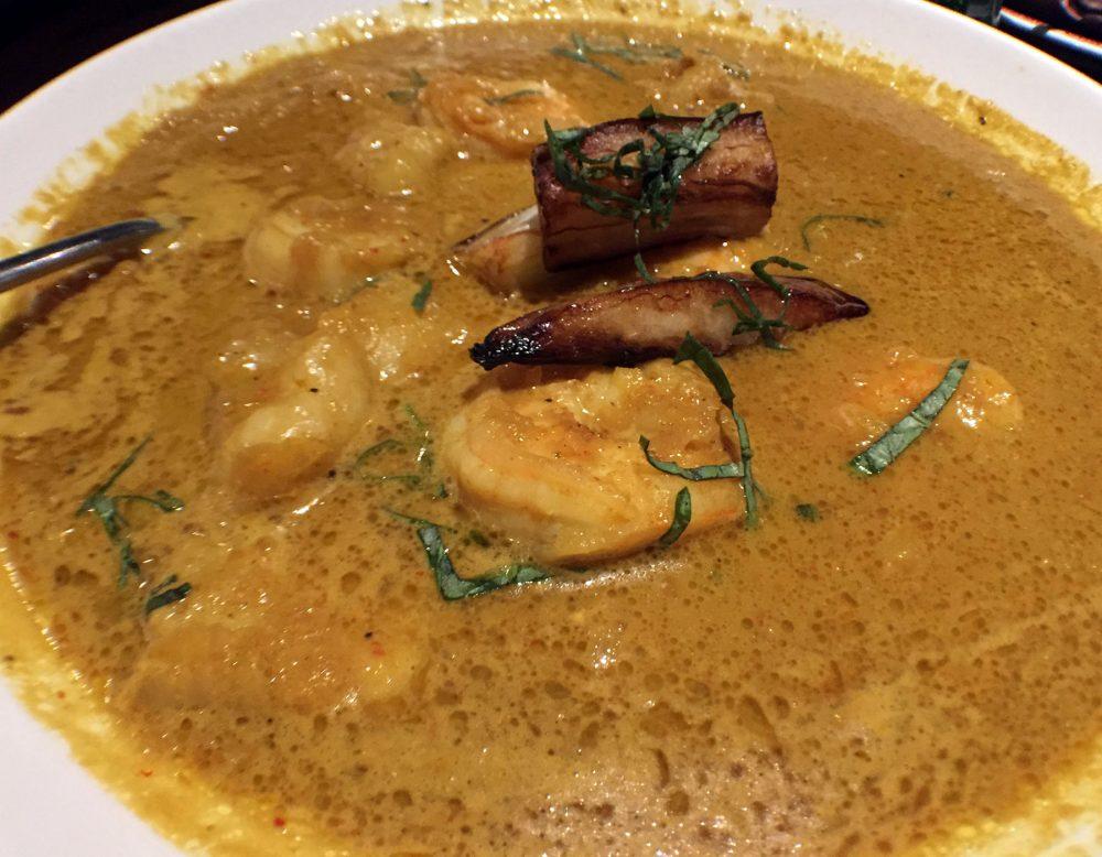 Yum Cha Seafood Curry