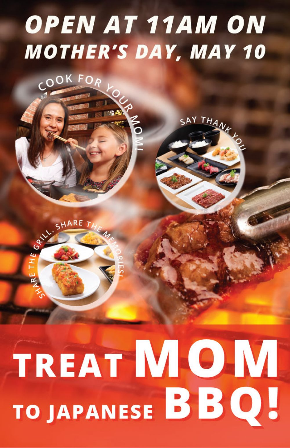 Gyu Kaku Invites You To Treat Mom To Japanese Bbq Chicago Food