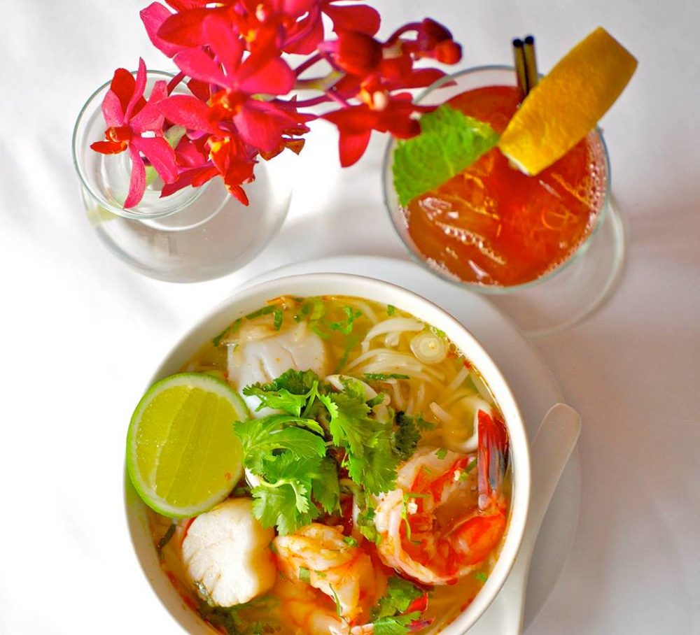 Le Colonial Seafood pho
