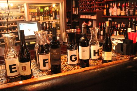 45th Annual Professional/Amateur Wine Tasting Contest at Geja's Cafe November 4th