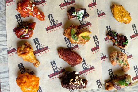 12 Wings of Christmas Is Back at Jake Melnick's