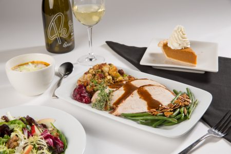 Thanksgiving Dinner at Perry's Steakhouse & Grille in Oak Brook