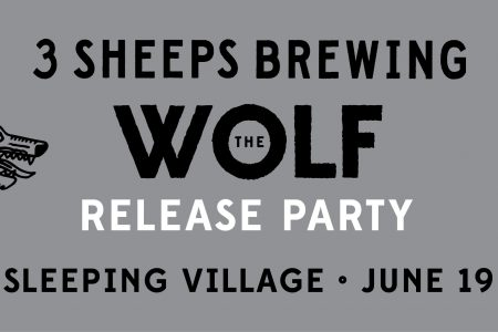 "3 Sheeps ""The Wolf"" Release Party Panel Discussion with Katherine Anne Confections June 19"