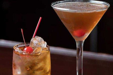 Kentucky Derby Inspired Cocktails at Gene & Georgetti Benefit Storybook Farm