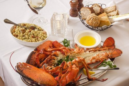 The Palm Extends Summer Lobster Specials