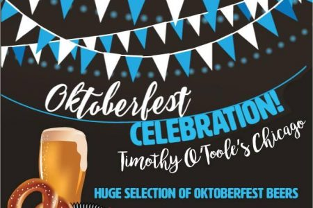 Oktoberfest at Timothy O'Toole's Pub
