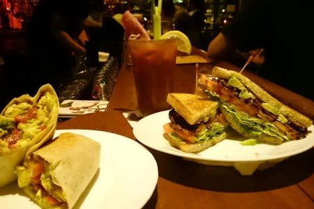 $5 Bloody Mary's and To-Go Breakfast Sandwiches During Lollapalooza Weekend at Mac's Wood Grilled