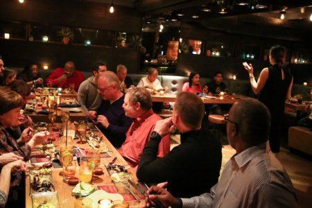Mercadito Hosts Feliz Primavera Experiential Dinner