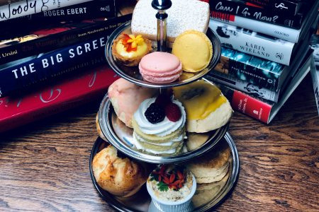 The Bibliophile Launches Afternoon Tea and Lunch