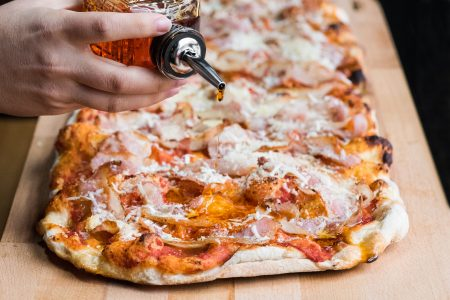 Win Free Pizza for a Year at Bar Cargo