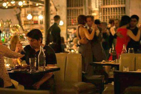 Artango Bar & Steakhouse Weeknight Tango Lessons, Live Music