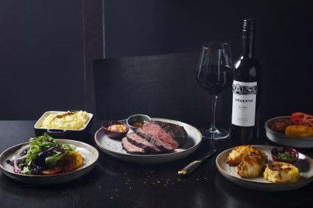 Argentine Wine and Steak Dinner at Artango