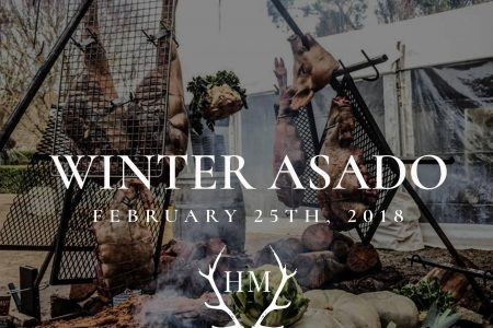 A Winter Asado In Wisconsin