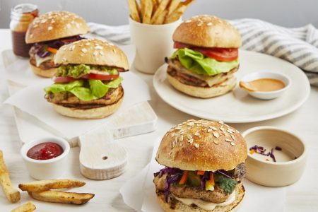 B.GOOD Introduces Chicken Sandwiches, Revamps Menu