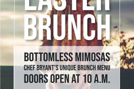 Easter Sunday Brunch and Bottomless Mimosas at Broken Barrel Bar