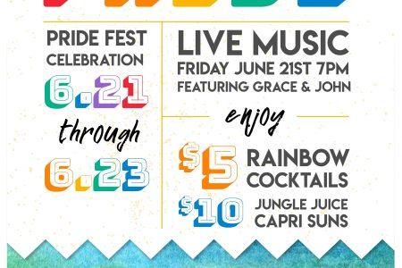 Pride Fest & Pride Parade Celebration at Broken Barrel Bar