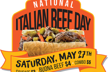 Buona Announces the First Official National Italian Beef Day